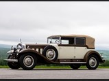 1930 Cadillac V-16 All-Weather Phaeton by Fleetwood - $
