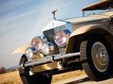 1927 Rolls-Royce Phantom I Ascot Tourer by Brewster - $