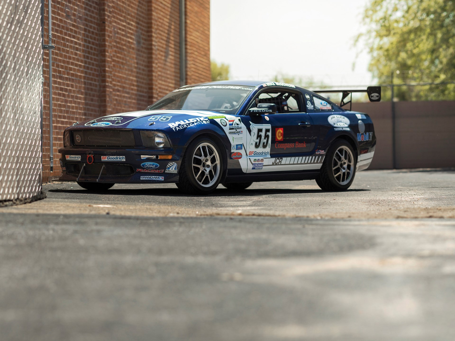 2008 Ford Mustang FR500S