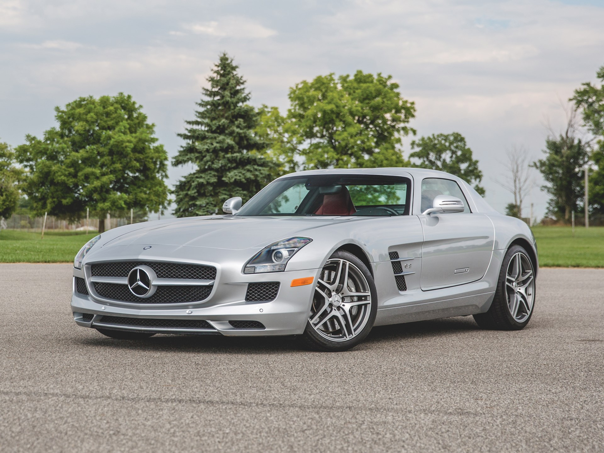 RM Sotheby's - 2011 Mercedes-Benz SLS AMG Coupe | Fort