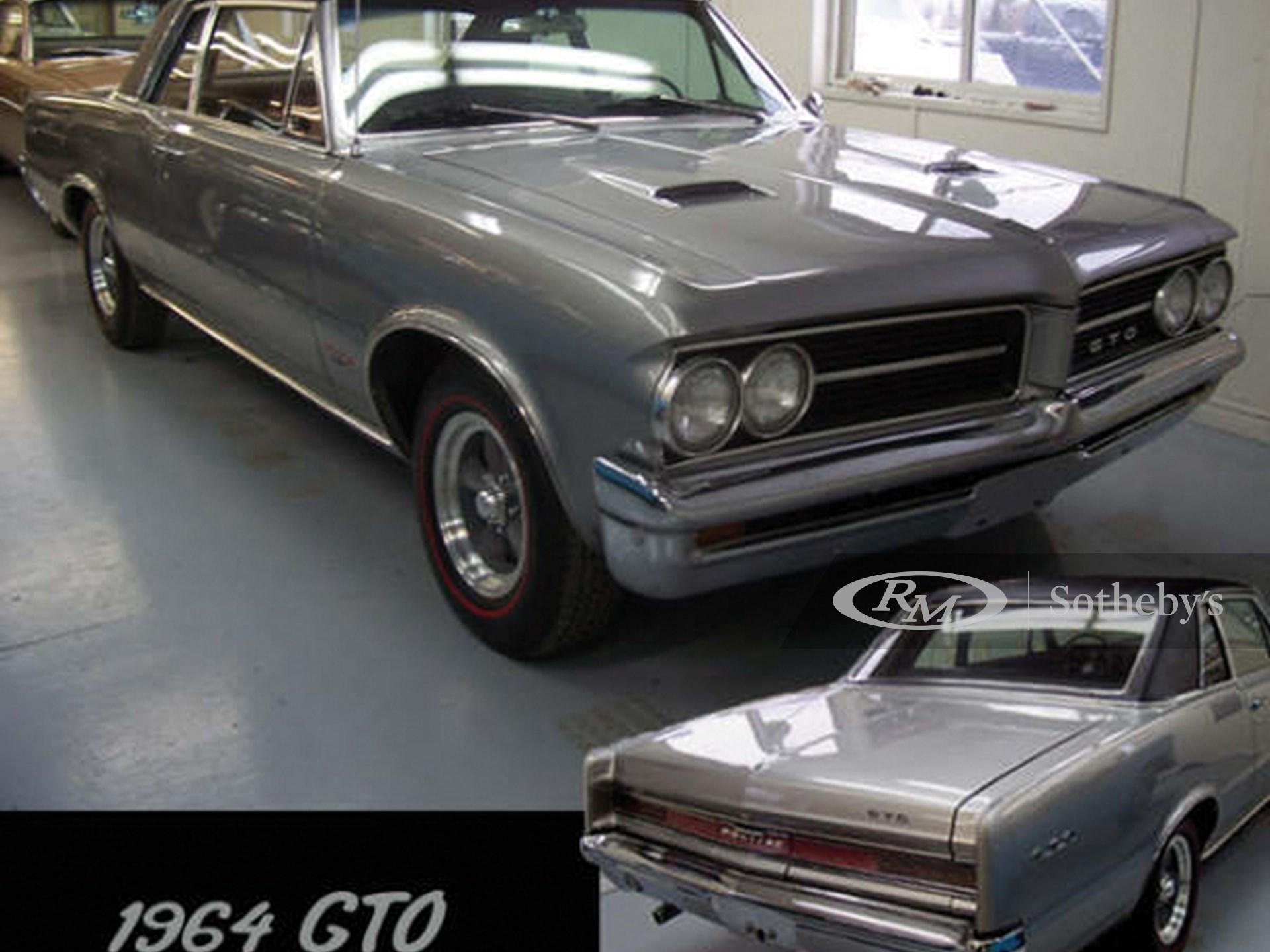 1964 Pontiac GTO 2D  -