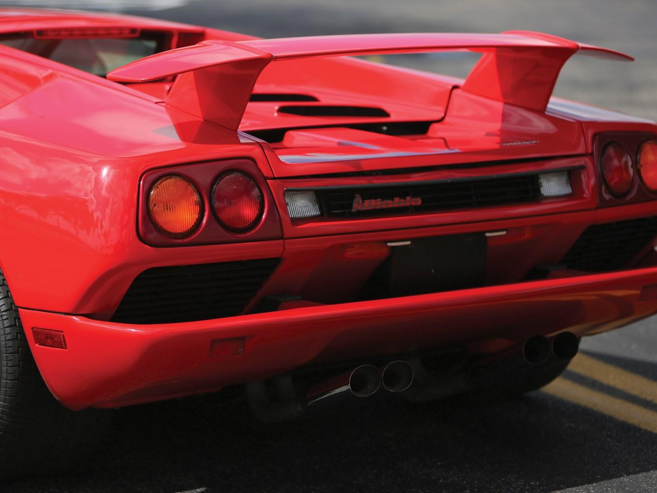 1991 Lamborghini Diablo
