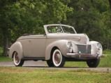 1939 Mercury Convertible Coupe  - $