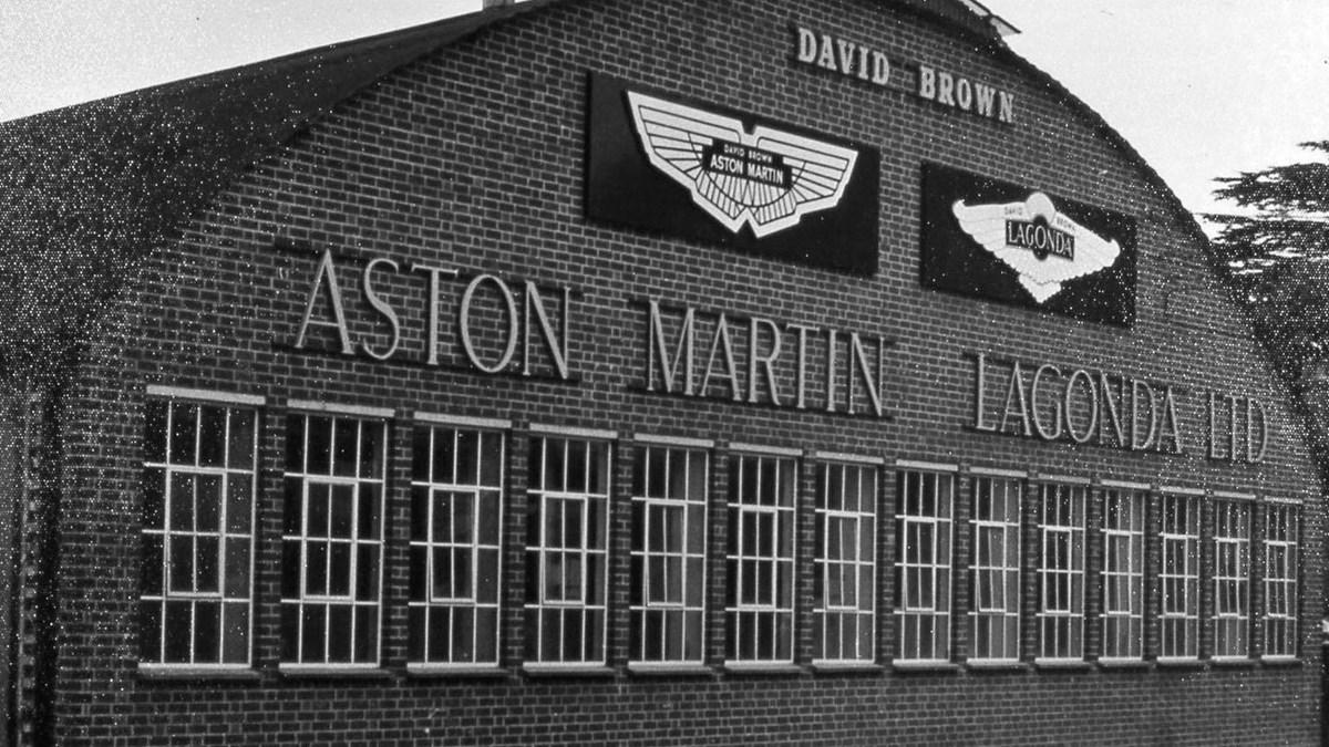 Aston Martin Works Rm Sotheby S