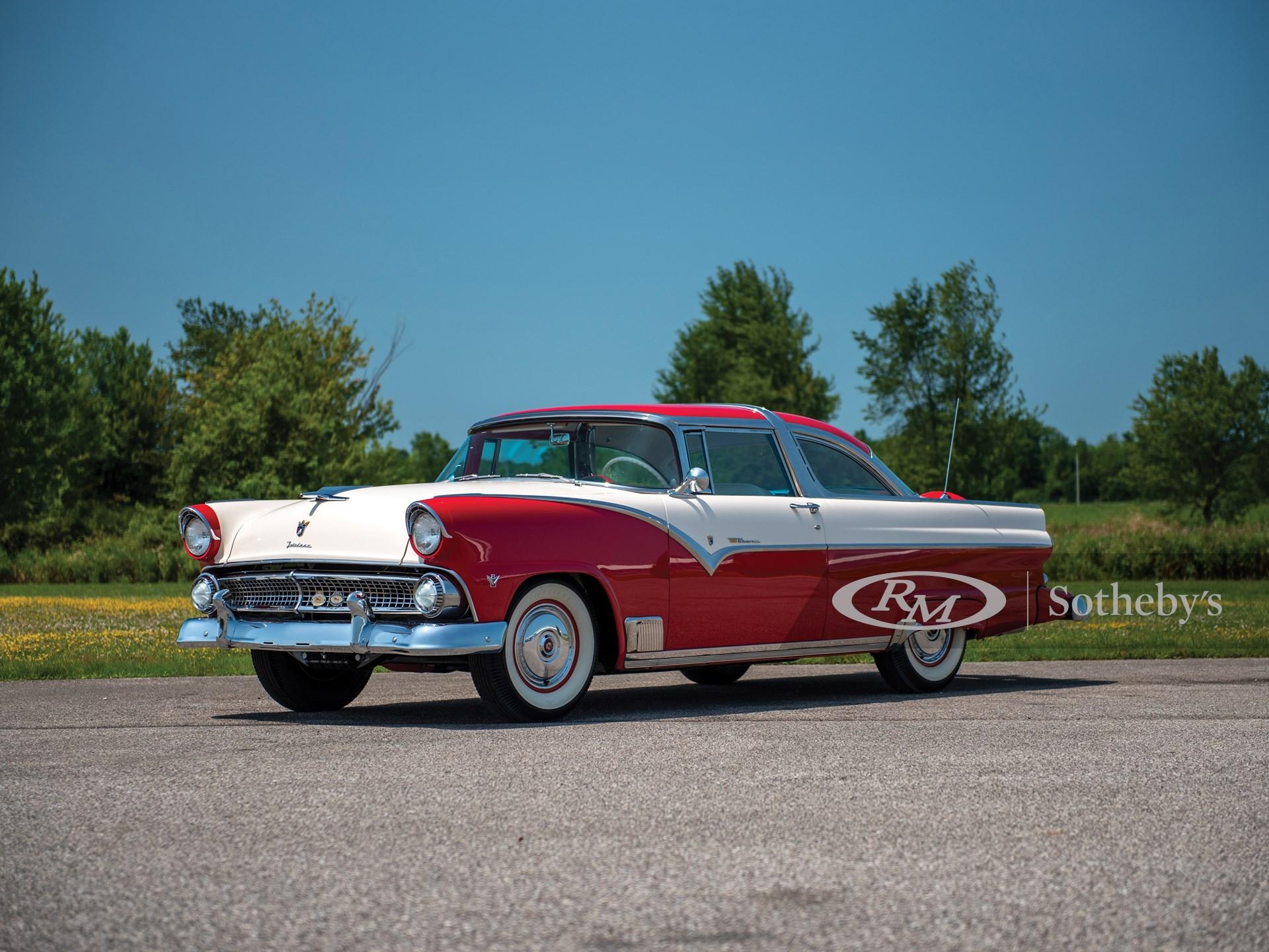 1955 Ford Fairlane Crown Victoria  -