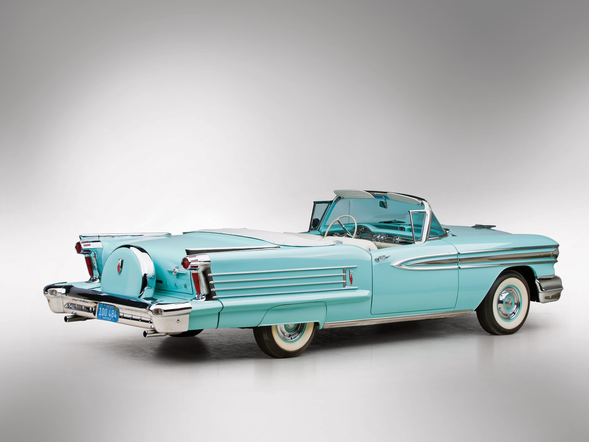 RM Sotheby's - 1958 Oldsmobile Super 88 Convertible | The
