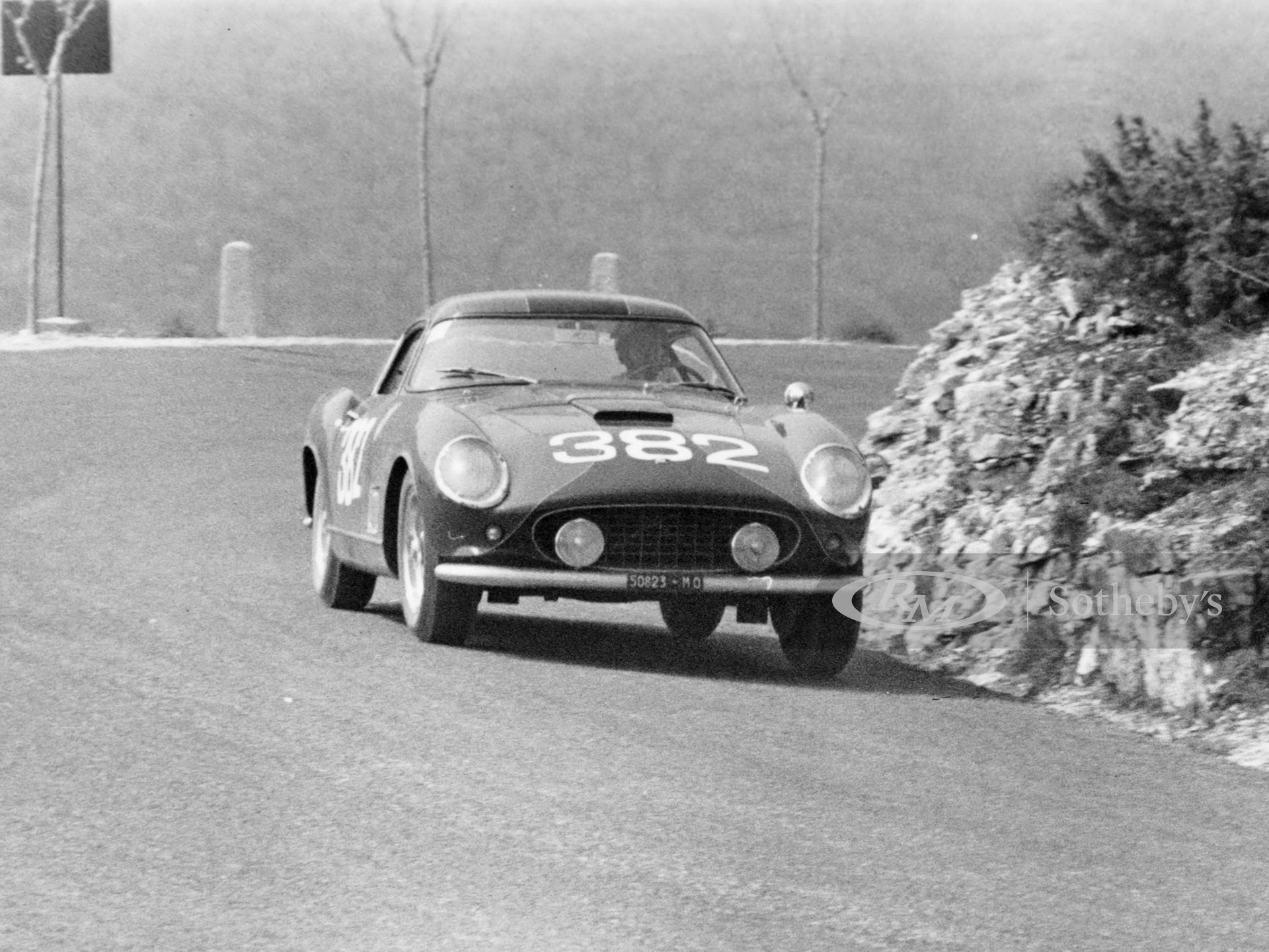 1957 Ferrari 250 GT Berlinetta Competizione 'Tour de France' by Scaglietti -