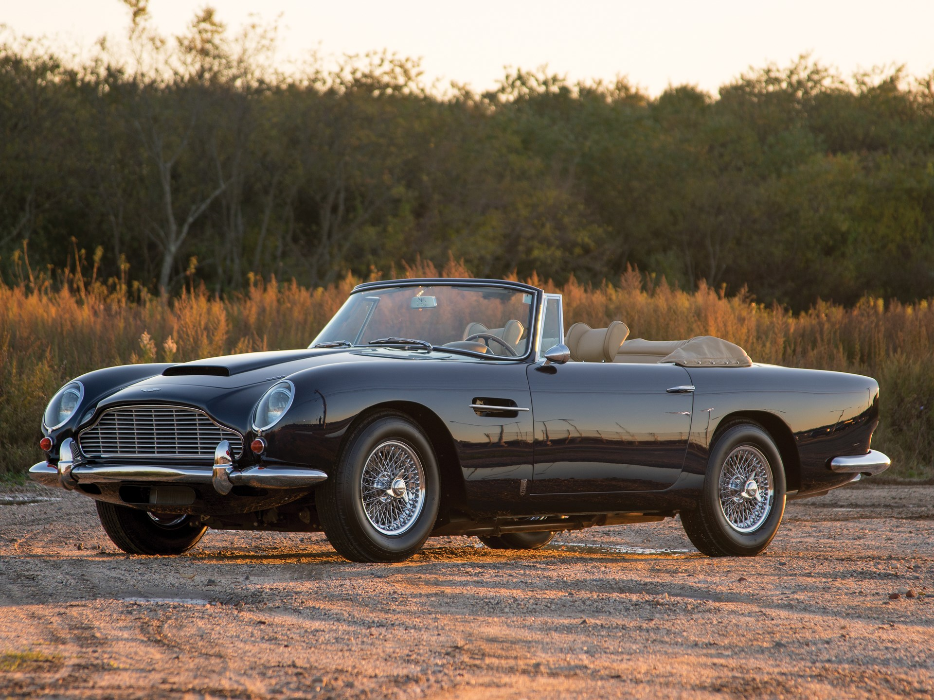 rm sotheby's - 1965 aston martin db5 convertible | new york - icons 2017