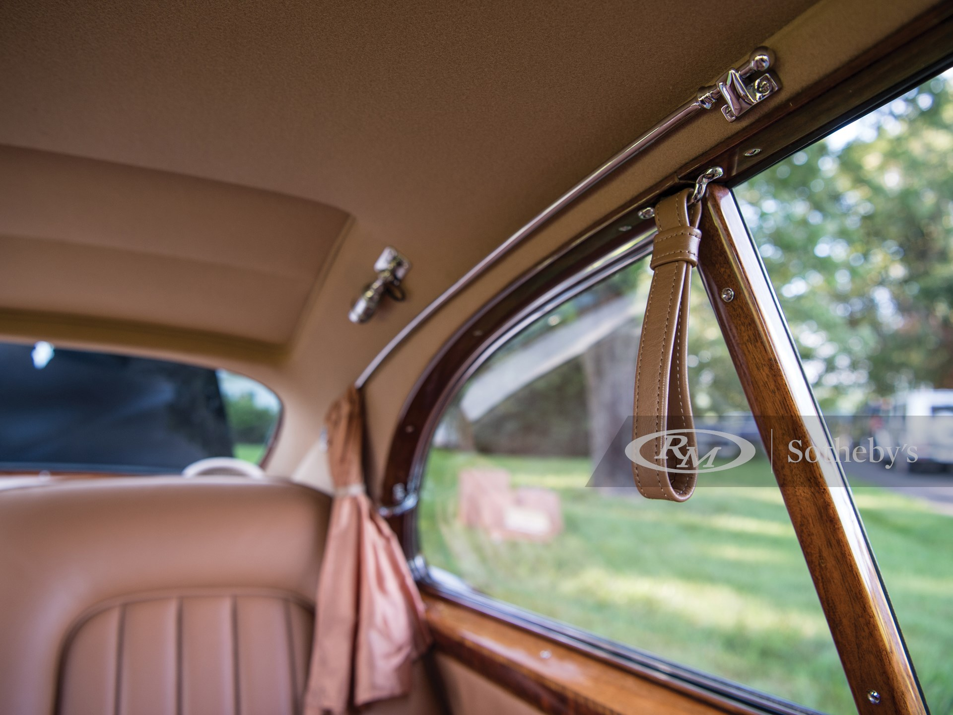 1958 Bentley S1 Continental Fastback Sports Saloon by H.J. Mulliner -