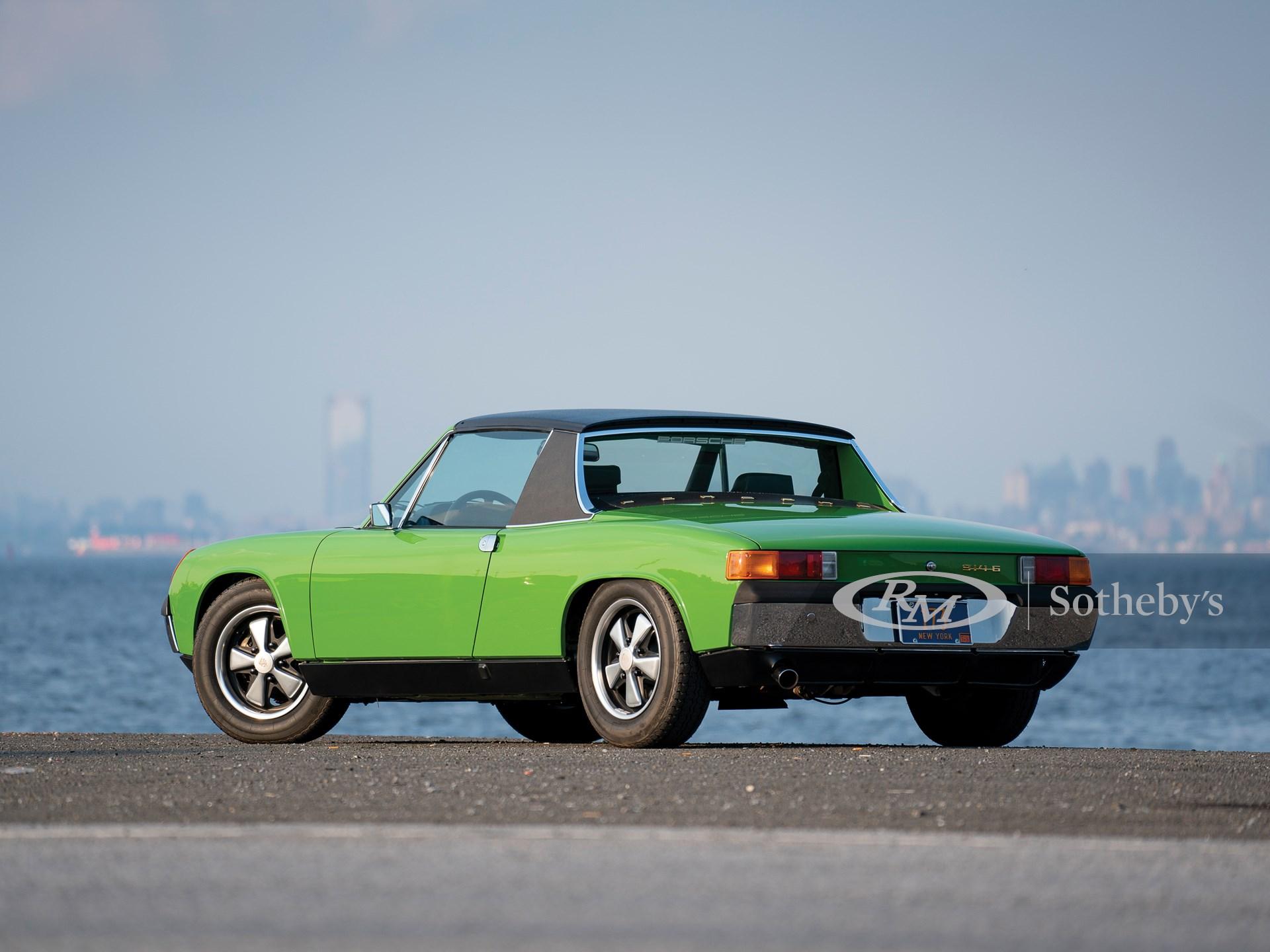 1971 Porsche 914/6  -