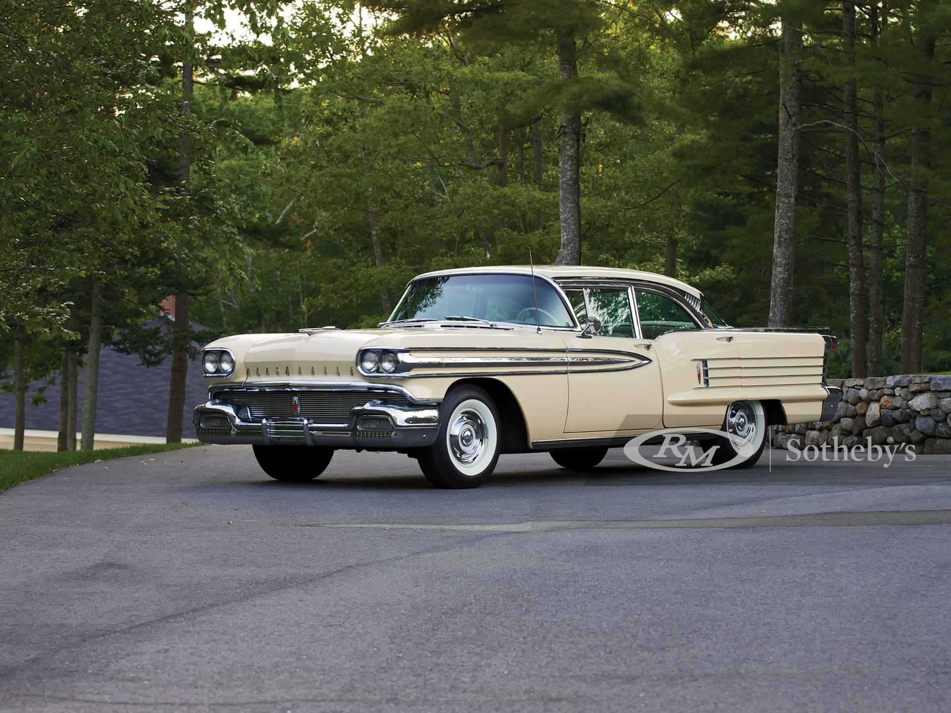 1958 Oldsmobile Super 88 Sedan