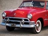 1951 Ford Custom DeLuxe V-8 Convertible  - $