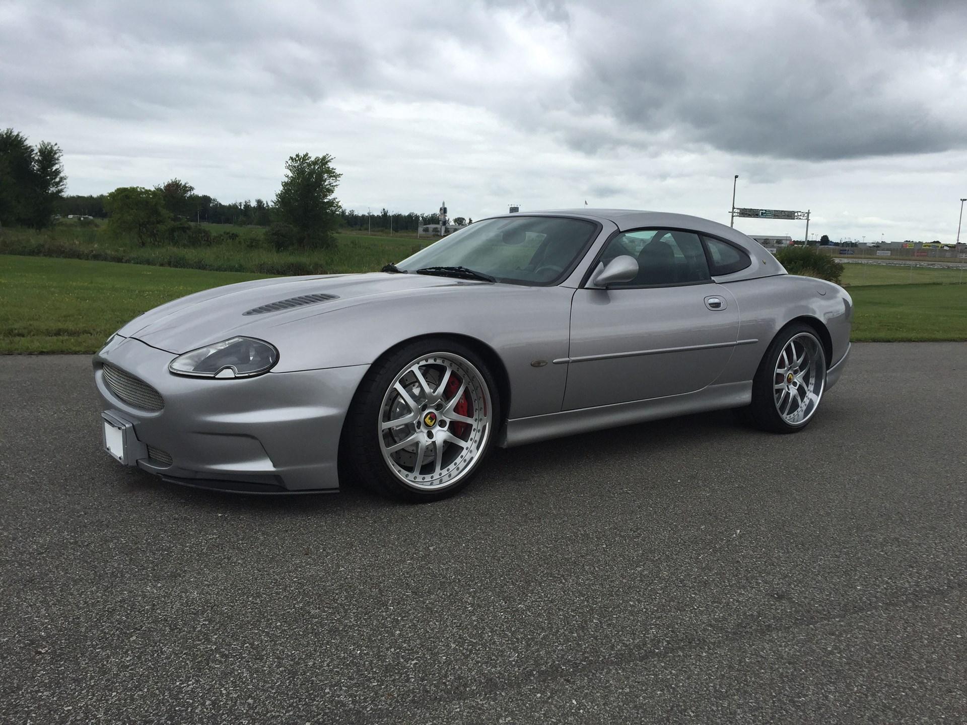 2000 Jaguar Xkr Custom