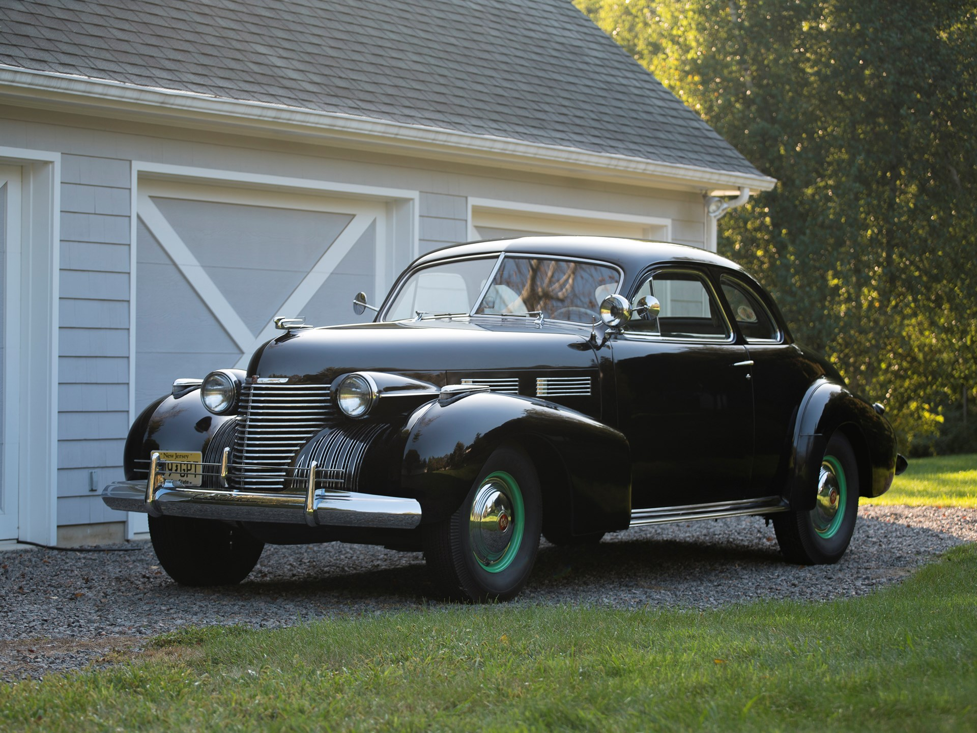 RM Sotheby s 1940 Cadillac Series 62 Coupe