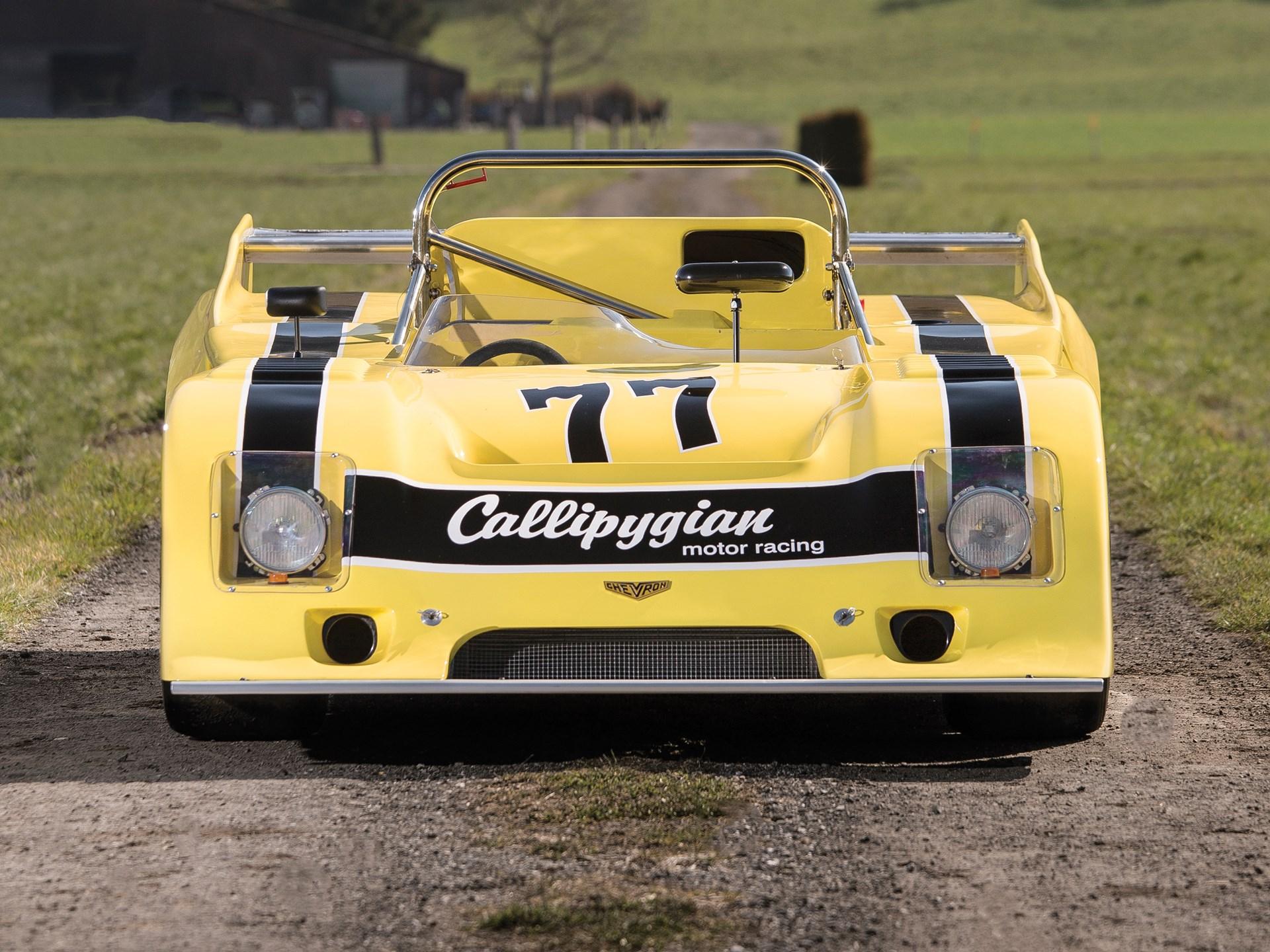 1977 Chevron B36