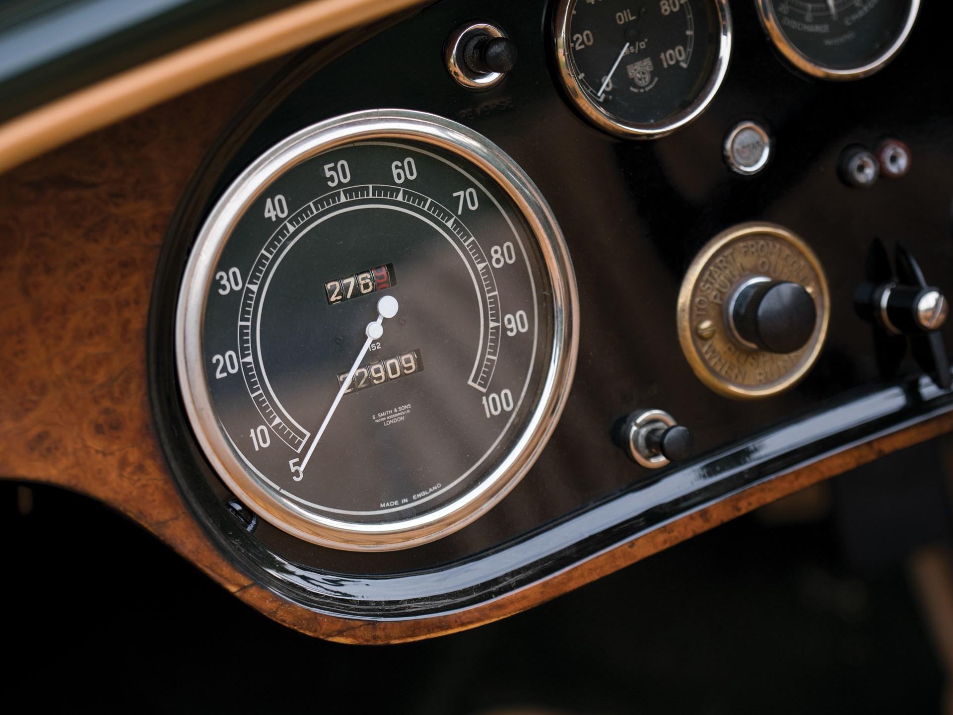 1934 Alvis Speed 20 SB Sports Tourer by Cross & Ellis