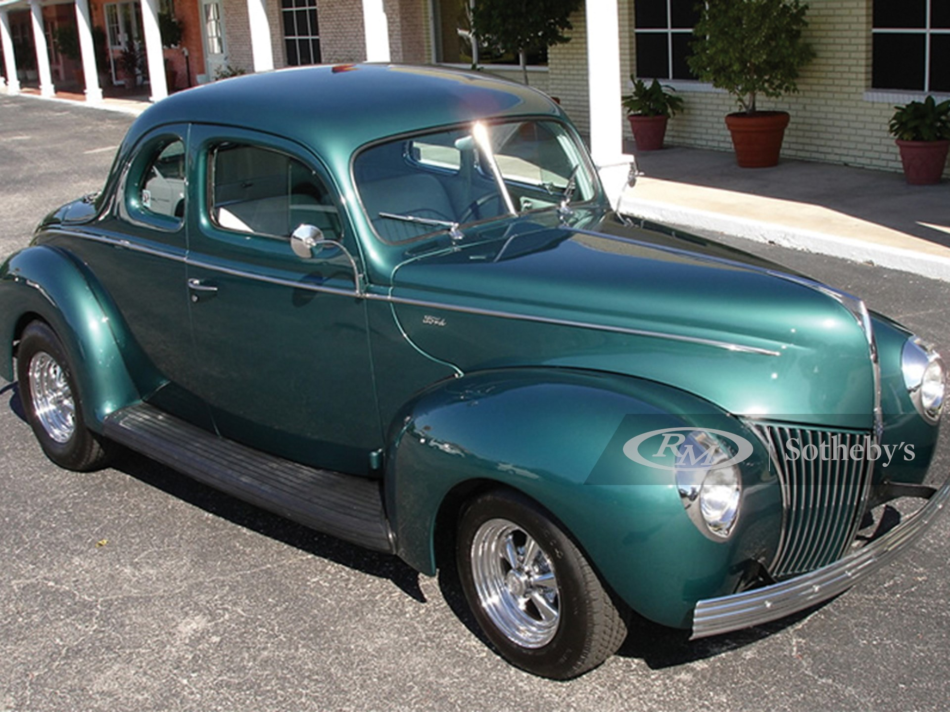1940 Ford Opera Coupe  -