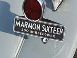 1931 Marmon Sixteen Convertible Coupe by LeBaron - $