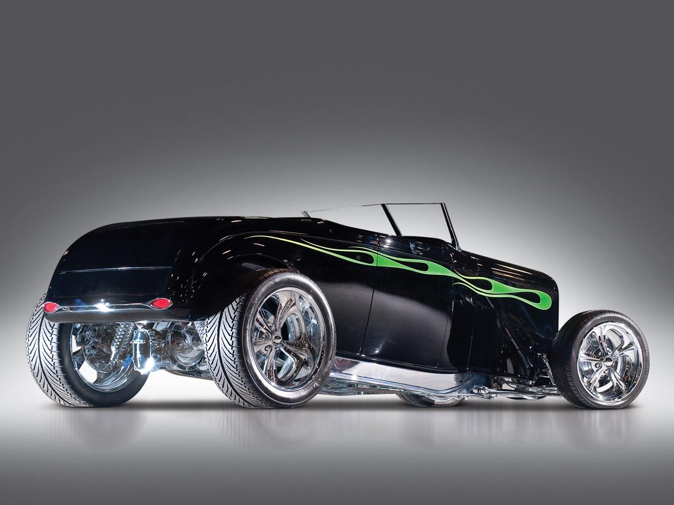"""1932 Ford """"Chromezilla"""" Custom Roadster"""