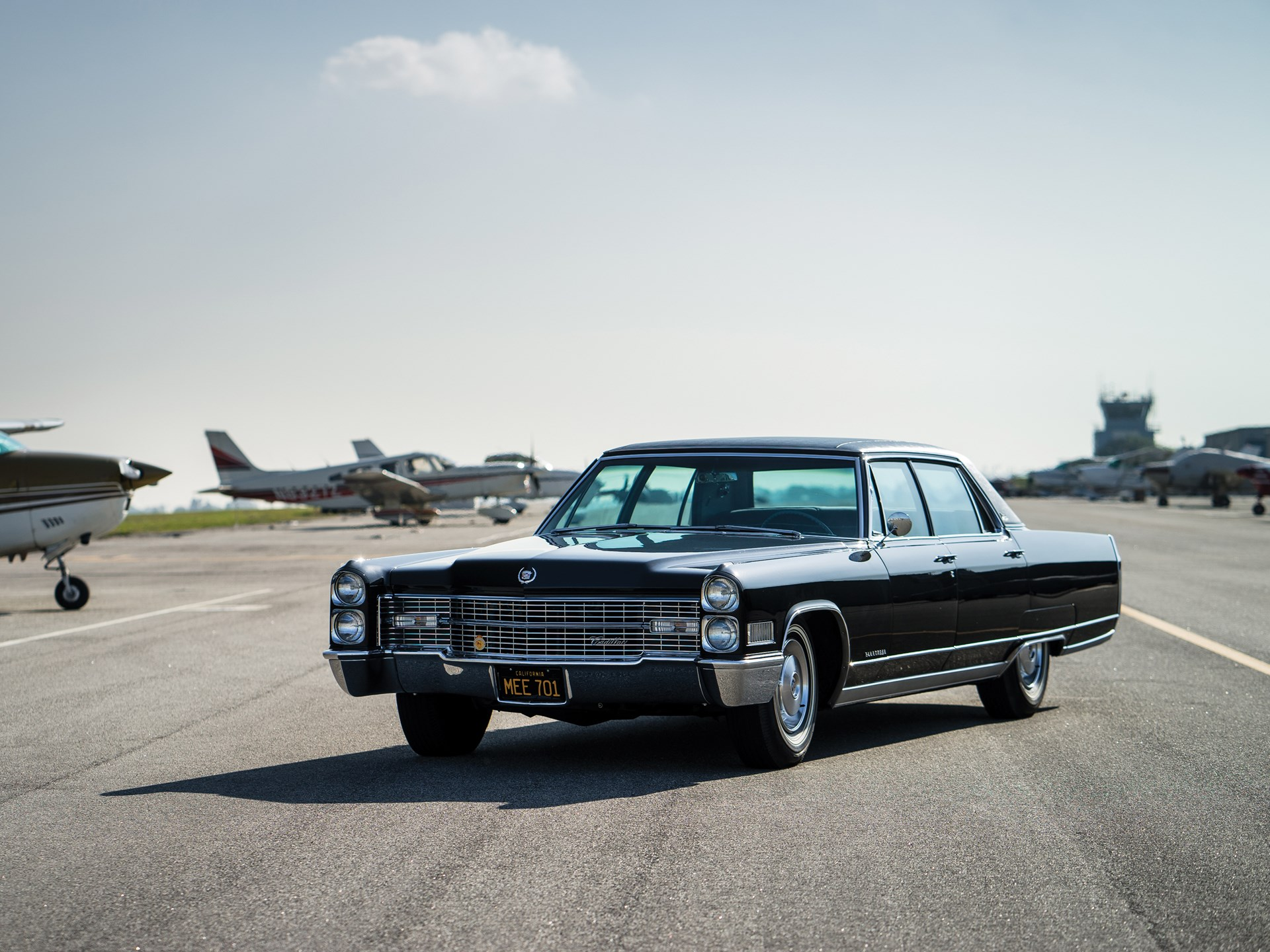 RM Sotheby's - 1966 Cadillac Fleetwood Sixty Special ...