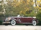 1933 Packard Twelve Sport Phaeton by Dietrich - $