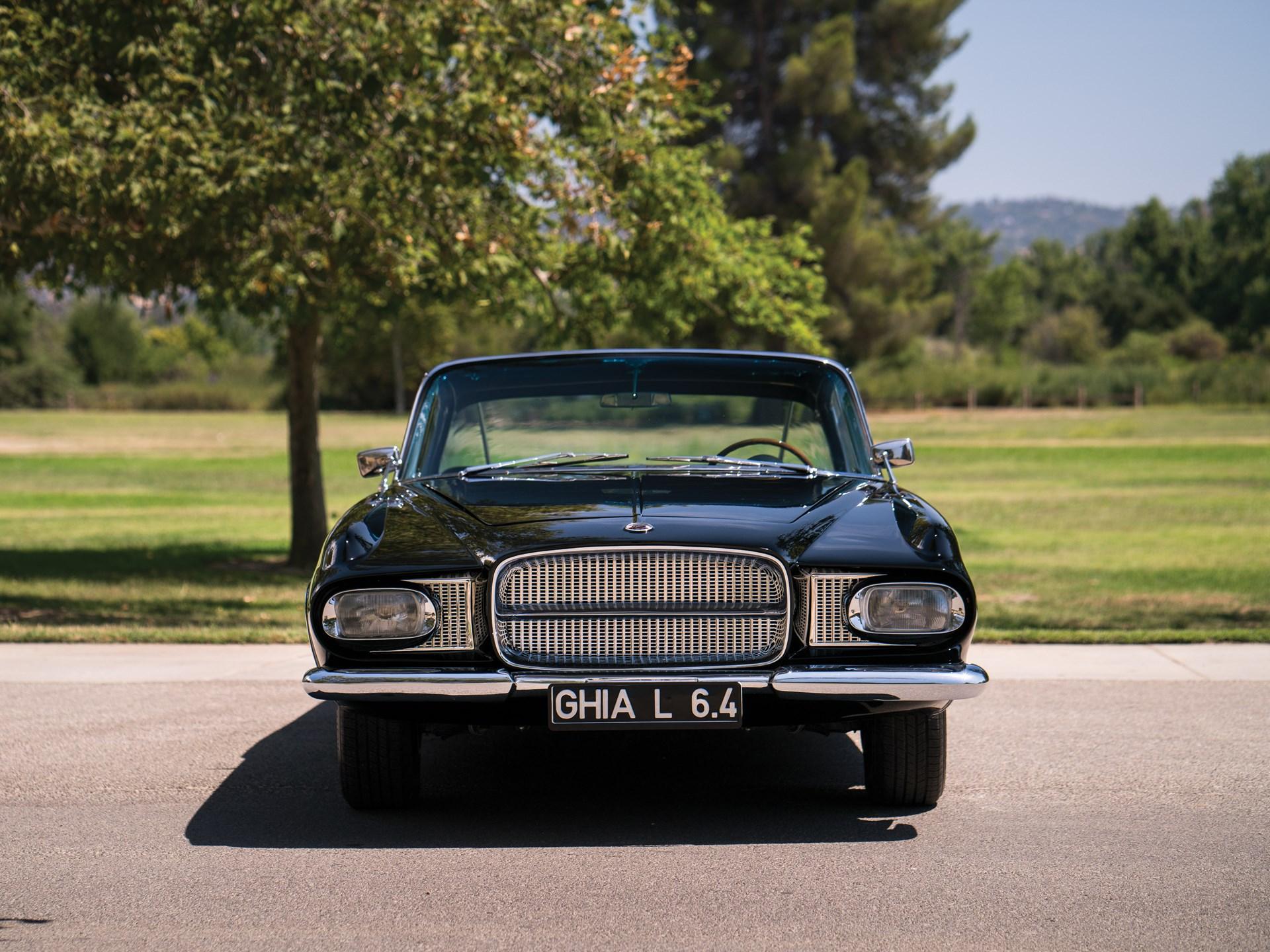 1961 Ghia L 6.4