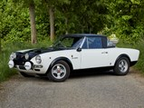 1975 Fiat 124 Abarth Rally Group 3  - $