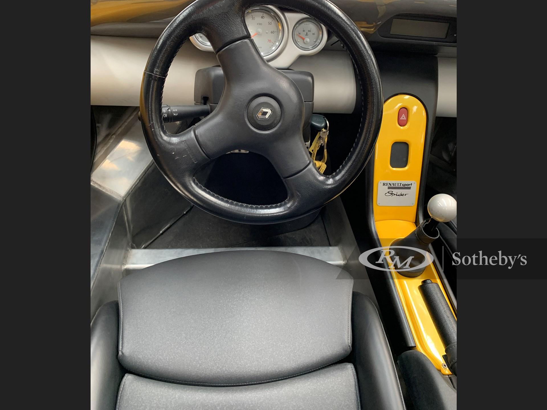 1996 Renault Sport Spider  -