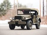 1945 Dodge WC-58 Radio Car  - $