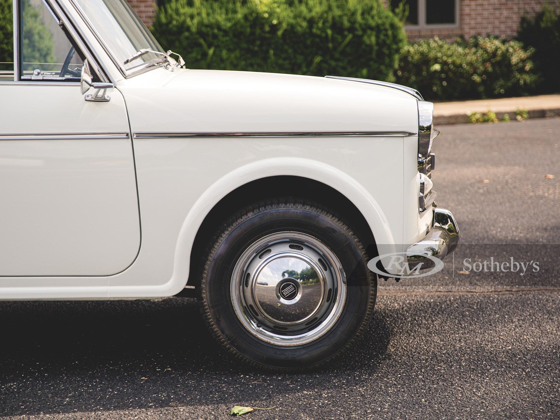 1963 Fiat 1100 Berlina  -