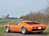 1969 Lamborghini Miura S 'Jota'  - $