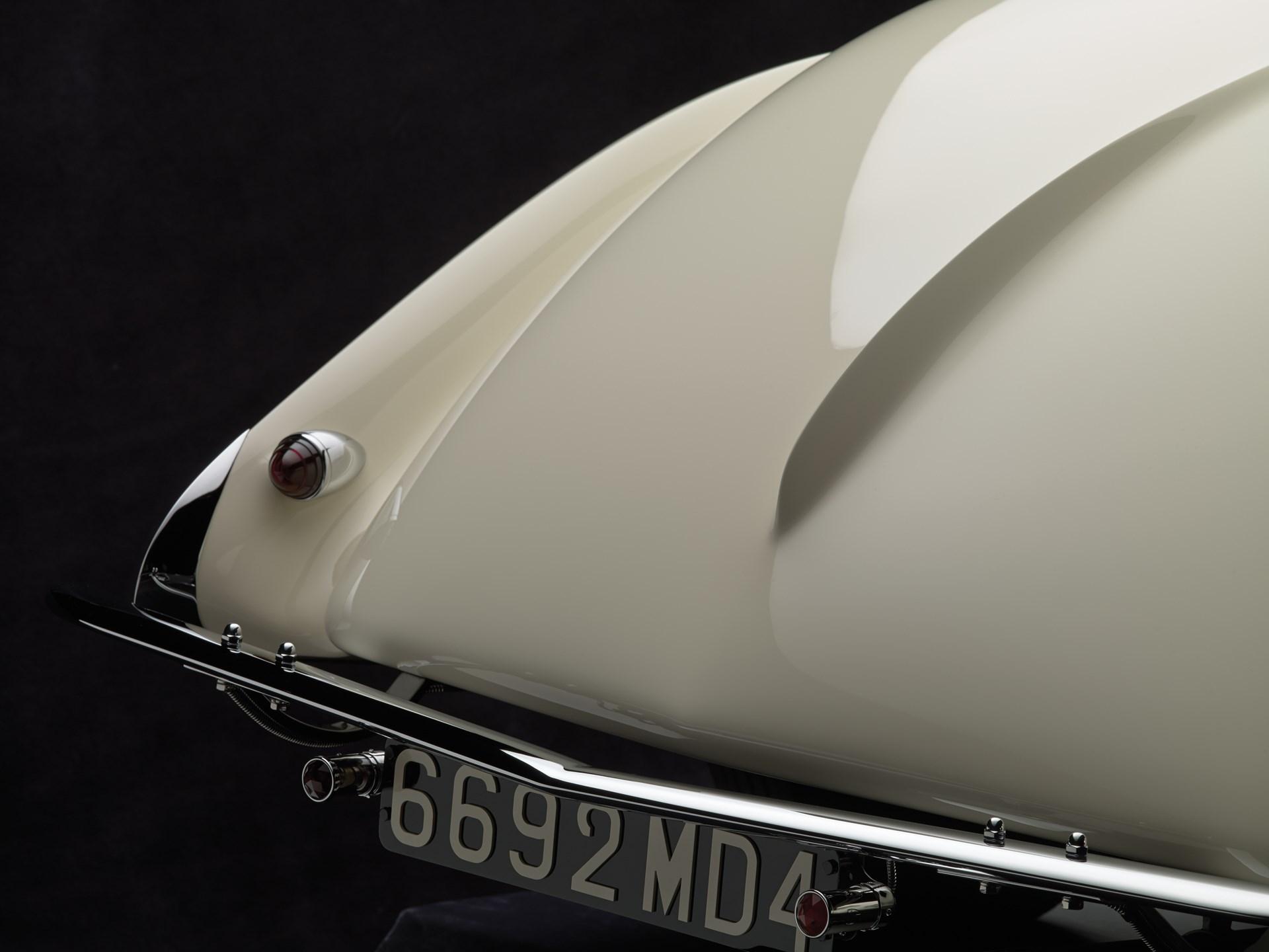 RM Sotheby's - 1938 Talbot-Lago T150-C SS Teardrop Cabriolet
