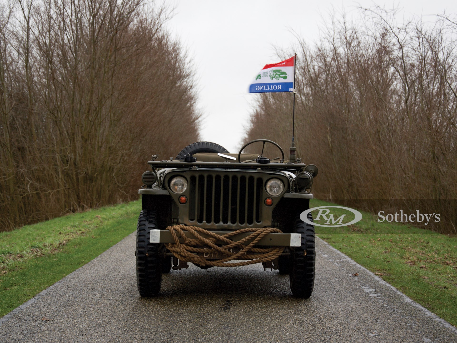 1942 Ford GPW  -