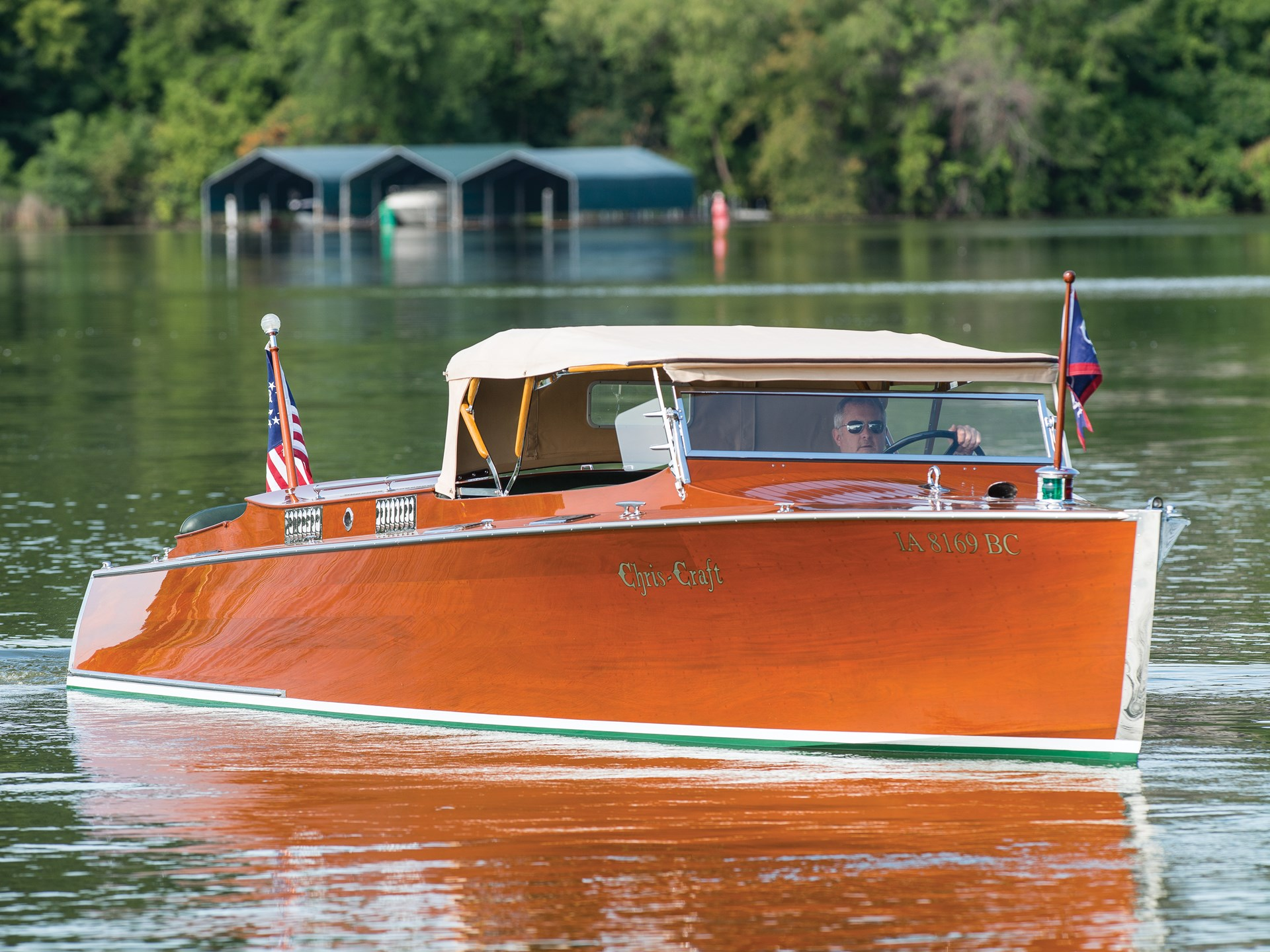 RM Sotheby's - 1930 Chris-Craft 26' Model 111 Runabout