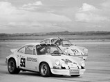 1973 Porsche 911 Carrera RSR 2.8  - $The Egerton/Forbes-Robinson 2.8 RSR chases the race-winning RSR of Peter Gregg and Hurley Haywood at the 1973 12 Hours of Sebring.