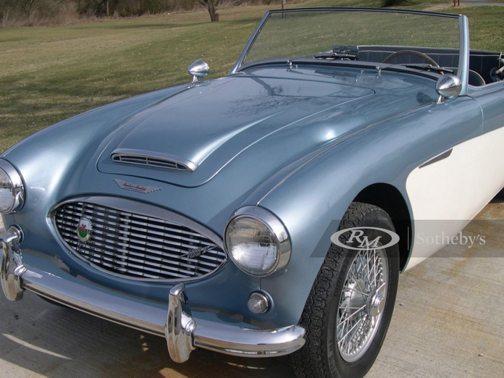 1959 Austin-Healey 100-6 Convertible  -