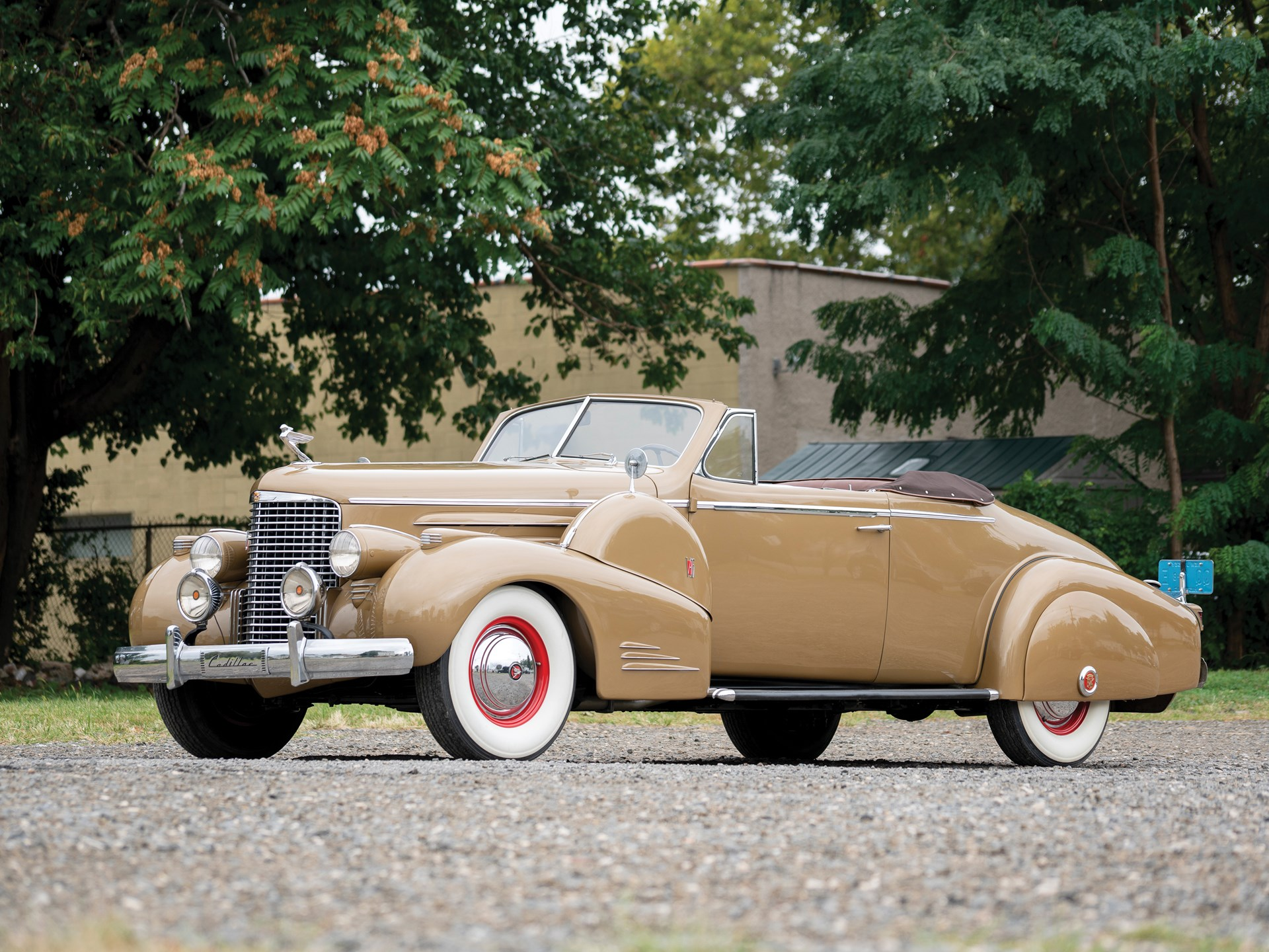 1938 Cadillac V 16 Convertible Coupe Conversion