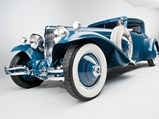1929 Cord L-29 Special Coupe by The Hayes Body Corporation - $