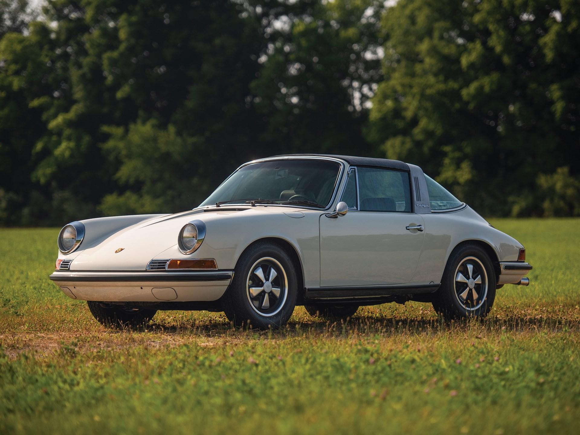 1971 Porsche 911 E Targa