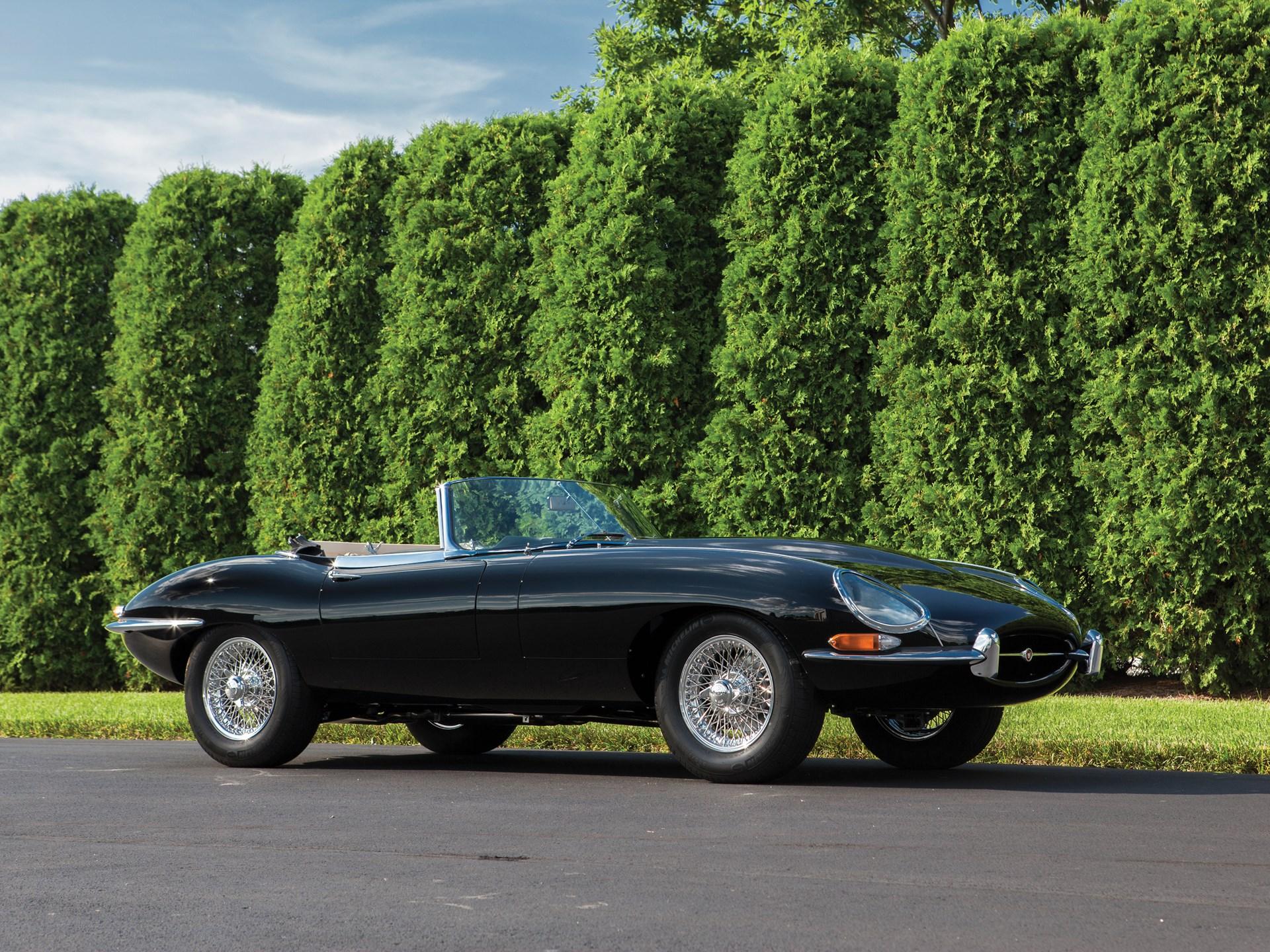 Jaguar E Type >> Rm Sotheby S 1966 Jaguar E Type Series 1 4 2 Litre Roadster