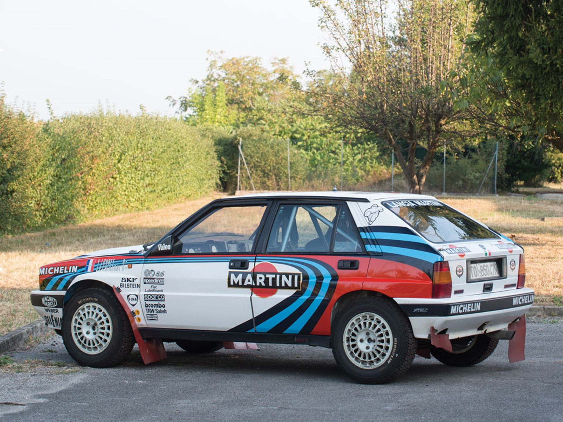 1989 Lancia Delta HF Integrale 16V Group A 'Ufficiale'
