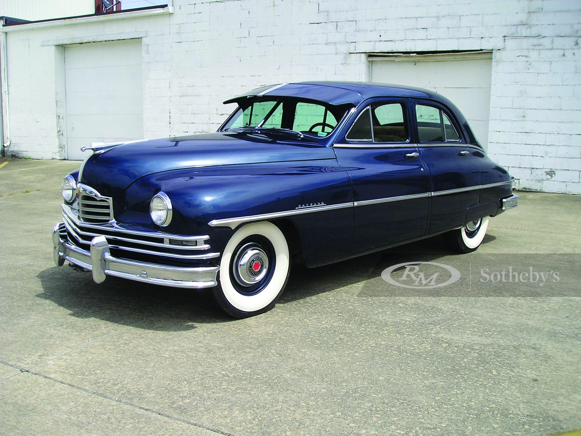 1950 Packard Eight Four-Door Sedan