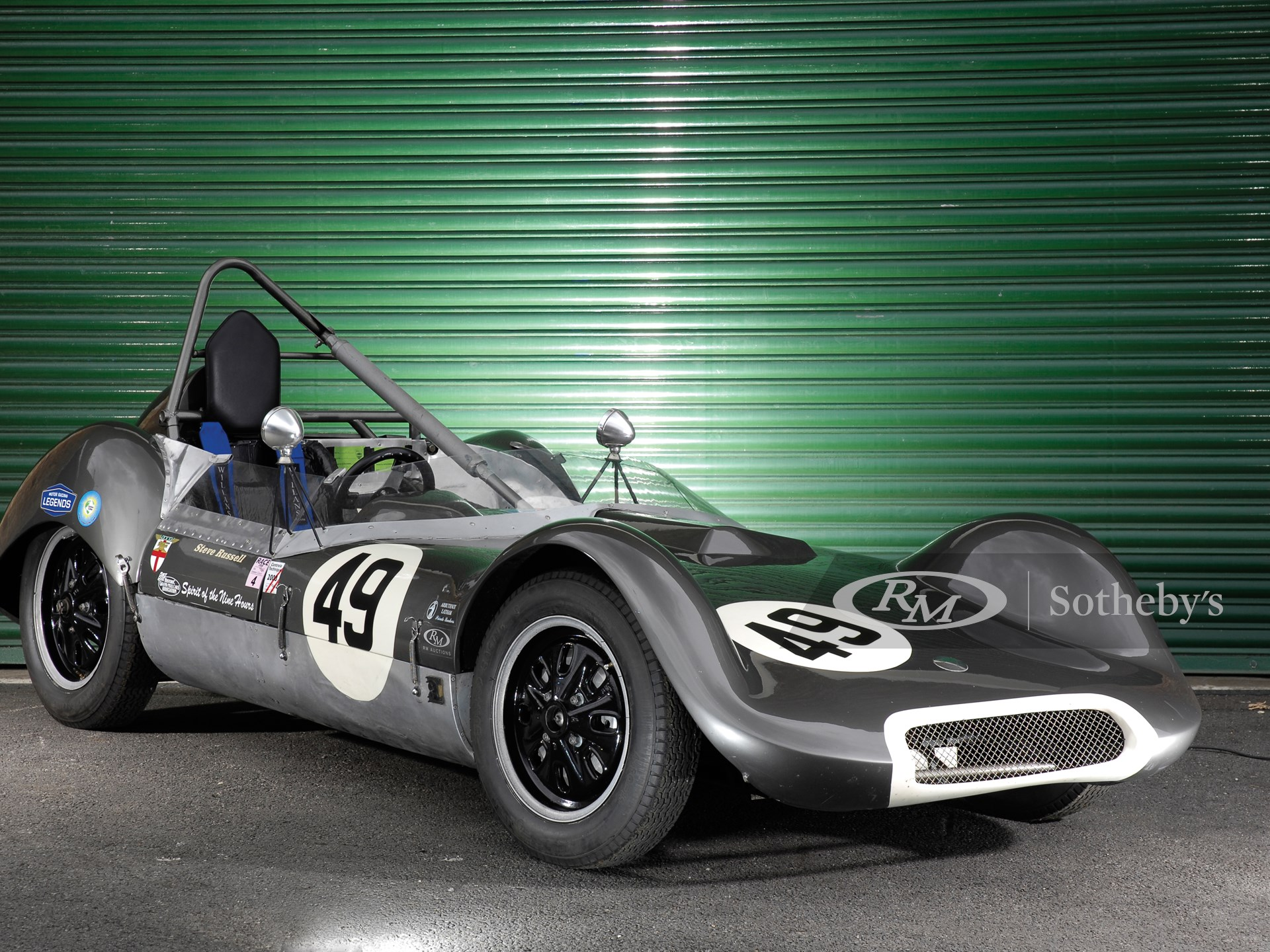 1959 Elva MK V Sports Racing Car