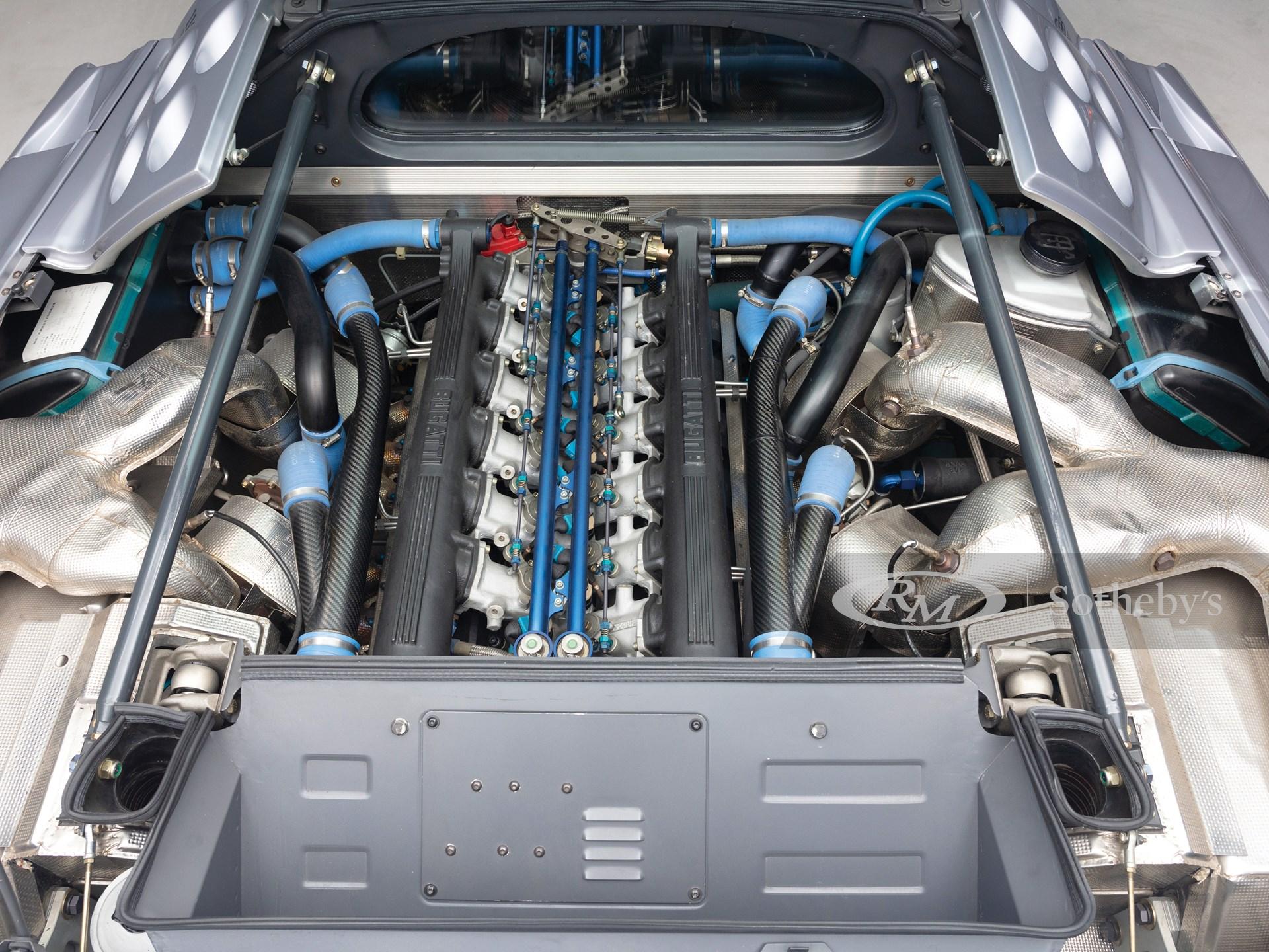 1994 Bugatti EB110 Super Sport  -