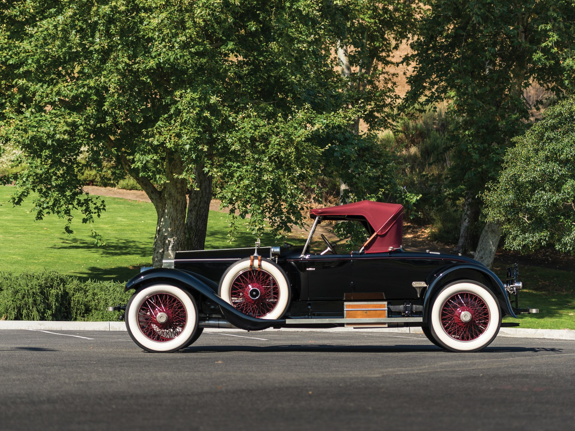 1923 Rolls-Royce Silver Ghost Piccadilly Roadster by Merrimac