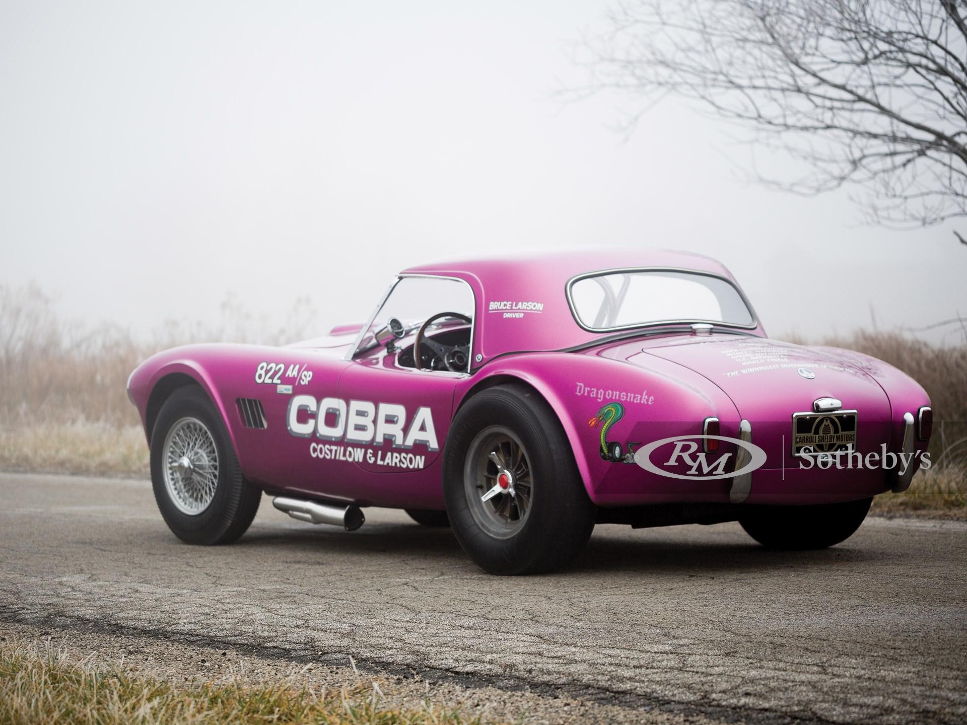 1963 Shelby 289 Cobra 'Dragonsnake'  -