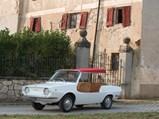 1970 Fiat 850 Spiaggetta by Michelotti - $
