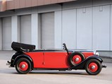 1933 Mercedes-Benz 200 Lang Cabriolet B  - $