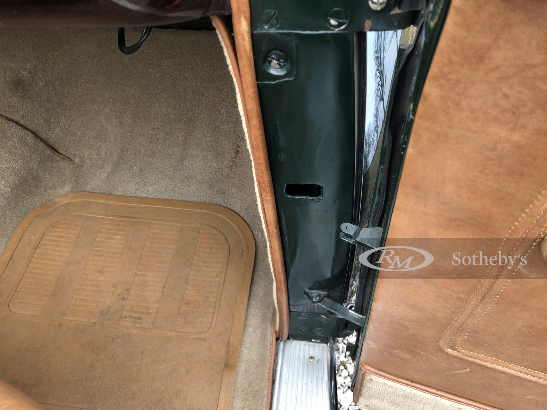1941 Lincoln Continental Convertible  -