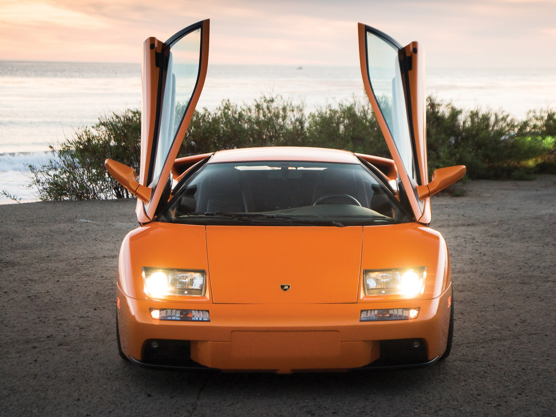 Rm Sotheby S 2001 Lamborghini Diablo Vt 6 0 Arizona 2018